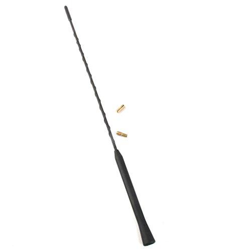 Gazechimp 16 pouces Toit Voiture Mât H Antenne Aérienne Fm Pour Mazda 3 5 6 Protege 5