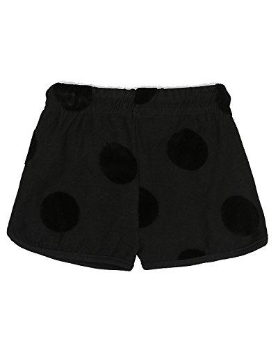 Danefae Mädchen - Nutty Shorts Black Gr. 5 Jahre
