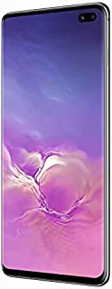 "Samsung Galaxy S10+ Smartphone, 128GB, Display 6.4"", Dual SIM, Nero (Prism Black) [Altra Versione Europea]"