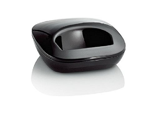Gigaset C610H / C59H Telefon - Ladeschale für Schnurlostelefon / Mobilteil - schwarz