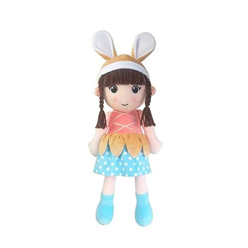Boneca de Pano Malu Cutie Dolls de 50cm Multikids - BR1136