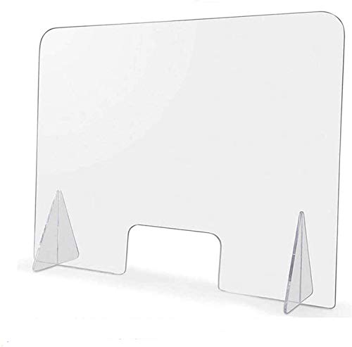 Niesschutz PLEXIGLASS Sneeze Guard,...
