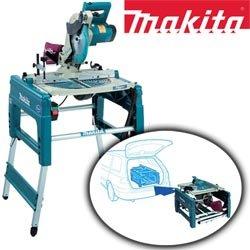 Makita LF1000 - Sierra reversible 1650W 2700 rpm disco 260 mm 33 kg