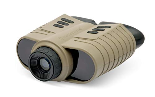 Stealth Cam Digital Night Vision Binoculars & Camera- Capture Images and Video, Multi, One Size