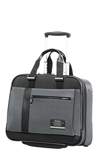 SAMSONITE Openroad Laptop Rollkoffer, 44 cm, 25 Liter, Eclipse Grey