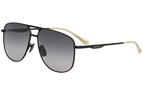 Gucci GG0336S BLACK/GREY SHADED men Sunglasses