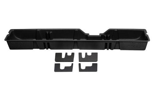 DU-HA Under Seat Storage Fits 00-16 Ford F-250 thru F-550 Supercab, Black, Part #20031