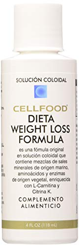 Cellfood Cell Food Dieta 118 ml - 1 unidad
