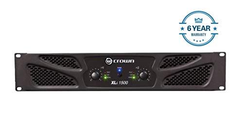Crown Audio XLi 1500 Amplificador Estereo