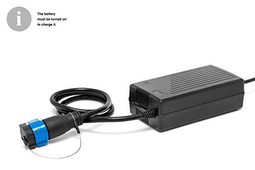 Belly Boot Batterie Ladegerät Stecker