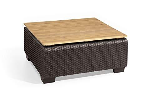 Allibert Holztischplatte für Sapporo Lounge-Tisch