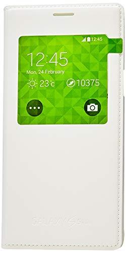 Capa Protetora SView, Samsung, Galaxy S5 Mini, Capa com Proteção Completa (Carcaça+Tela), Branco
