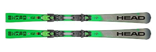 Head 2020 Supershape i. Magnum - Esquís con fijaciones PRD 12 GW, 31330901, 163