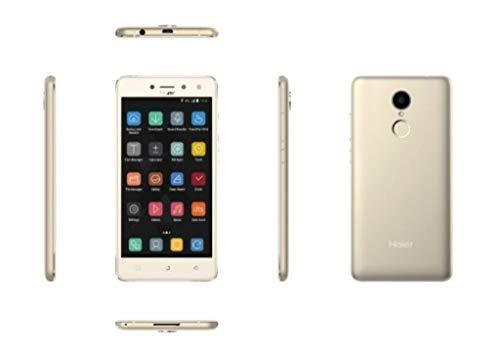 Smartphone Haier 4G Slim 5 Zoll Gold Haier G7SGOLD