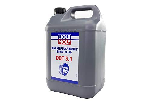 Liqui Moly 21163 Bremsflüssigkeit DOT 5.1 (5 L) Li