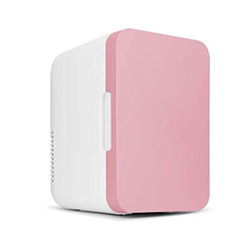 JieHED, mini frigo compatto da 8 l, mini frigo e scaldabagno con...
