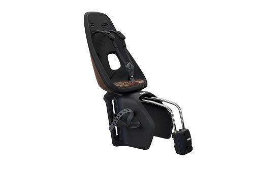 Thule Yepp Nexxt Maxi Frame Mounted fiets kinderzitje chocolade bruin tot 22 kg