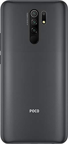 Poco M2 (Pitch Black, 6GB RAM, 64GB Storage)