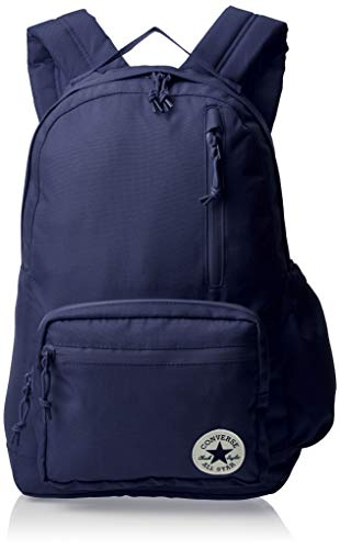 Converse Go Backpack 10007271-A02; Unisex backpack; 10007271-A02; navy; One size EU ( UK), ca. 30x45x11 cm