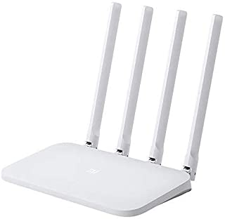 WiFi Router 4C 802.11 b/g/n 2.4G 300Mbps 4 Antennas Smart APP Control Band Wireless Routers Repeater