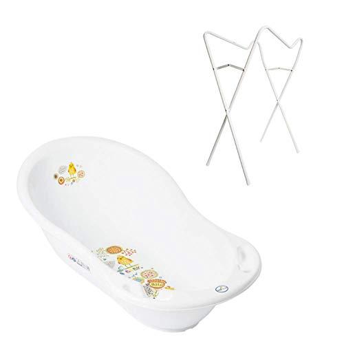 Gestell + Baby Badewanne Tega Badewannengestell Ideal im Set