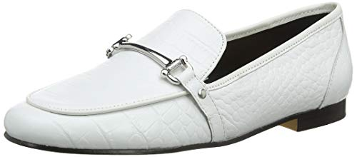 ALDO Astawia, Zapatillas de Estar por casa Mujer, Blanco (White 100), 39 EU