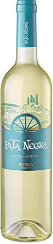 Pata Negra Sauvignon Blanc - Vino Blanco D.O Rueda - 1 Botella x 750 ml
