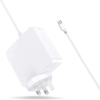 SunMac 61W USB C Charger Power Adapter,Fast Type C PD Wall Charger With Compatible Mac Book Pro/Air, Huawei, Lenovo, ASUS, HP Spectre,Dell XPS,Matebook and More Laptops with 6.6FT USB C-C Cable (61WC)