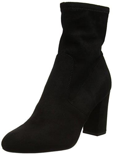 Steve Madden Footwear Avenue Ankleboot, Stivali Donna, Nero (Black), 40 EU