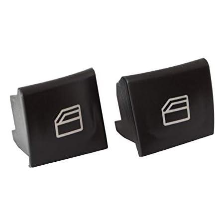 Fensterheber Schalter Taste Tasten Taster Fensterheberschalter Schalttaste Blende 2 X Vorne Links T2 Auto