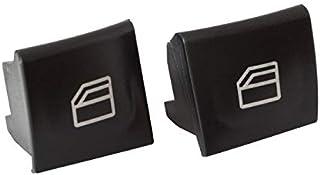 Fensterheber Schalter Taste Tasten Taster Fensterheberschalter Schalttaste Blende 2 x Vorne Links T2