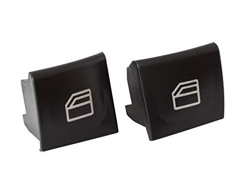 Interrupteur de lève-vitre - 2 x avant gauche T2