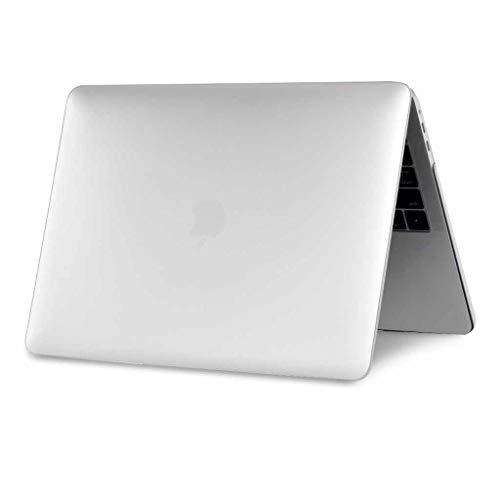 1573 - Capa Protetora Hardshell para Novo Macbook Pro 13 polegadas - Mod.A2251/A2289(2020) - iWill, Capa Anti-Impacto, TRANSLÚCIDA