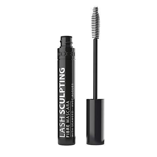 Lash Sculpting Fibre Mascara Black - GOSH