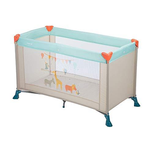Safety 1st Soft Dreams Cuna de viaje plegable y portatil, ideal para viajar, por bebés y ninos 0 meses - 3 anos