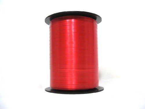 Tri-products - ruban bouclé 500M - Rouge