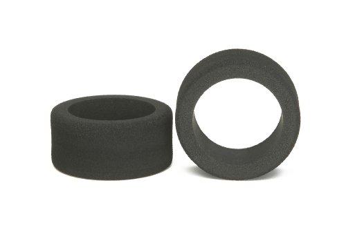 TAMIYA 300054334 - RM-01 Moosgummi-Reifen vorn SBR, 2 Stück