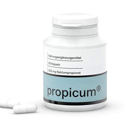 Propicum Kapseln, 60 St. à 500 mg Natriumpropionat, Nahrungsergänzungsmittel