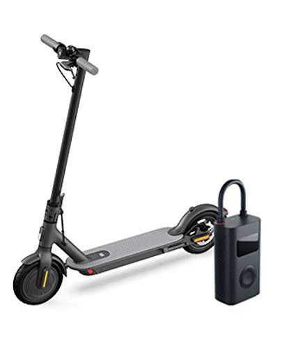 Xiaomi MI Electric Scooter 1S EU + Pump Pack, Pack Amazon