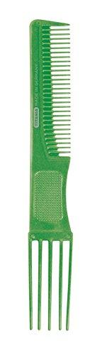 Titania Peigne à crêper, Env. 17,5 cm Couleurs assorties avec effet zentem Transparent, 1er Pack (1 x 19 g)
