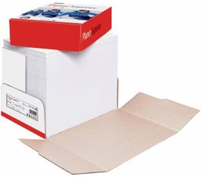 Papyrus Multifunktionspapier PlanoSuperior A4 80 g qm weiß VE2500 Blatt 2-fach gelocht B00F4PXH0G  | Ab dem neuesten Modell