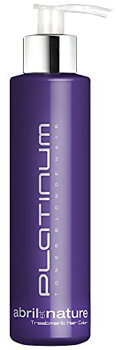 Platinum Toner Blonde Hair 200 ml. Abril et Nature