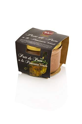 Paté de Pato a la Pimienta Verde Polgri 110 grs. x 3 unds. Paté de Ave
