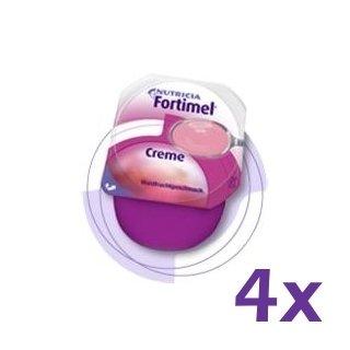 Fortimel Creme, Waldfrucht, 4 x 125 g