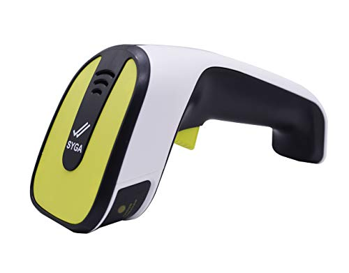 SYGA 1D Wireless and Bluetooth CCD Ultra Fast and Ultra efficient No. 1 Barcode Scanner