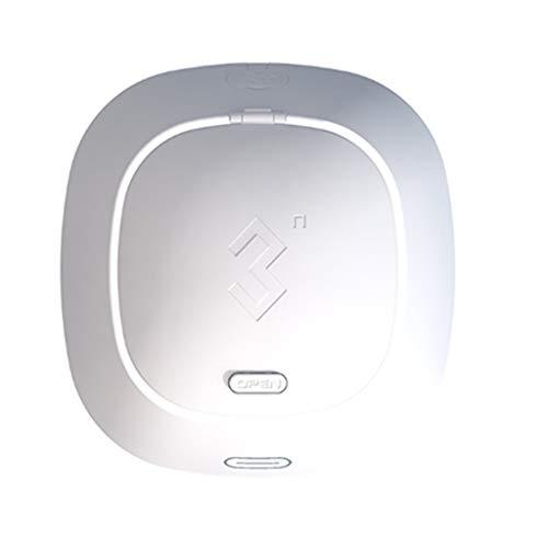 QueenYA Elektro-Kontaktlinsen-Reinigungslinse-Kasten, mit USB-Ladegerät Leicht Schnell und Beweglich, geeignet für die Reinigung weicher Linse Farbige Linse Kontaktlinsen,Weiß
