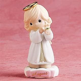 precious moments birthstone angel