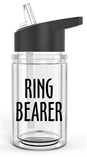 Ring Bearer Water Bottle