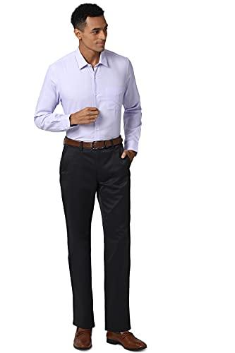 Peter England Men's Slim Shirt