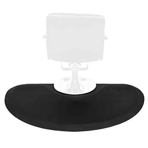 Kcelarec Salon Anti Fatigue Mat for Hair Stylist,Salon Barber Chair Barber Stations Floor Mat,Non Slip,Waterproof Salon Floor Mat (Style 4)